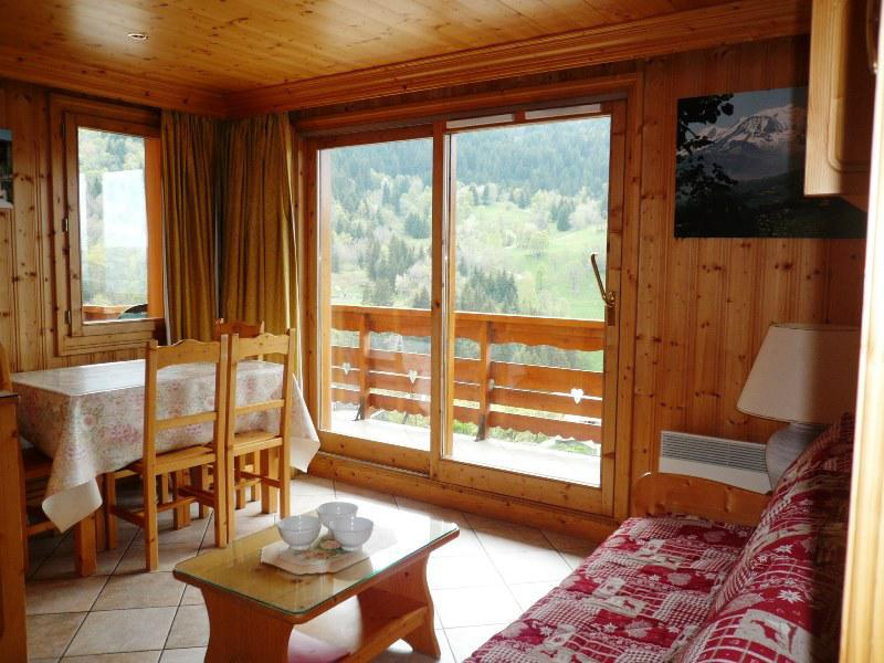 Vacances en montagne Appartement 3 pièces 5 personnes (03) - Résidence Tsanteleina - Méribel - Séjour