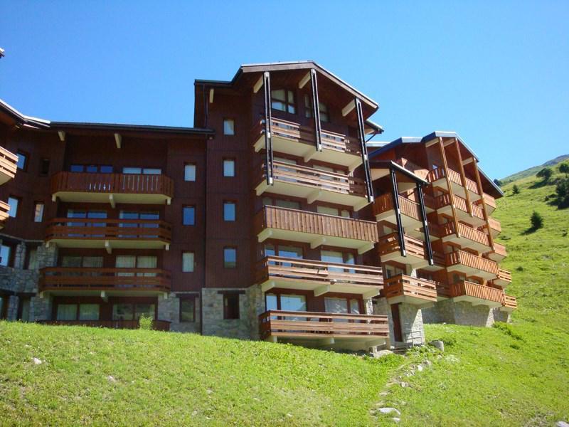Vacances en montagne Appartement 3 pièces 6 personnes (106) - Résidence Tuéda - Méribel-Mottaret