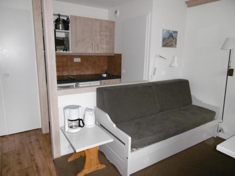 Vacances en montagne Appartement 3 pièces 6 personnes (106) - Résidence Tuéda - Méribel-Mottaret - Banquette