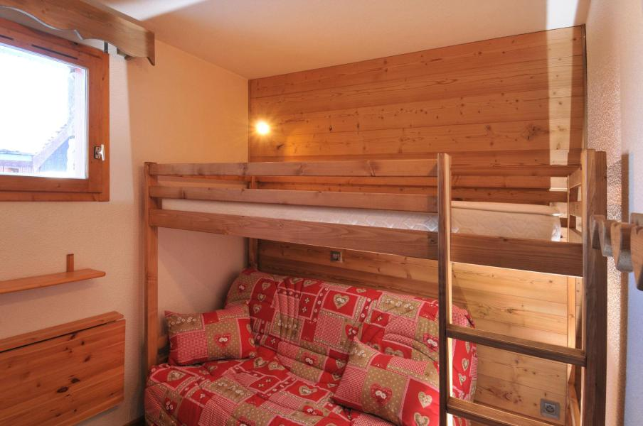 Holiday in mountain resort 2 room apartment 5 people (02) - Résidence Turquoise - La Plagne - Bedroom