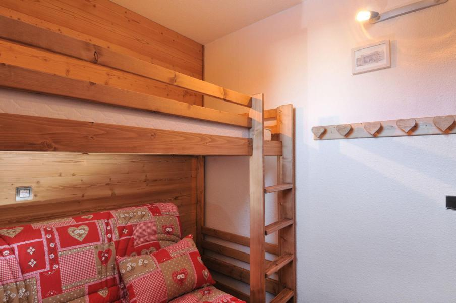 Holiday in mountain resort 2 room apartment 5 people (02) - Résidence Turquoise - La Plagne - Bunk beds