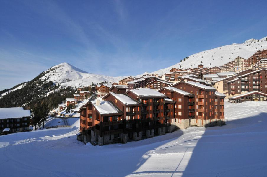 Holiday in mountain resort 2 room apartment 5 people (402) - Résidence Turquoise - La Plagne
