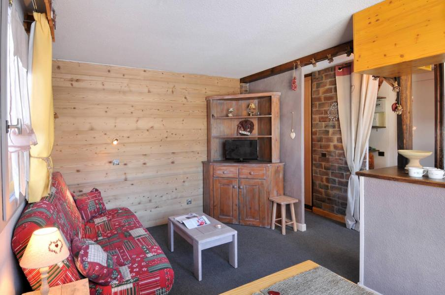 Holiday in mountain resort 2 room apartment 5 people (02) - Résidence Turquoise - La Plagne