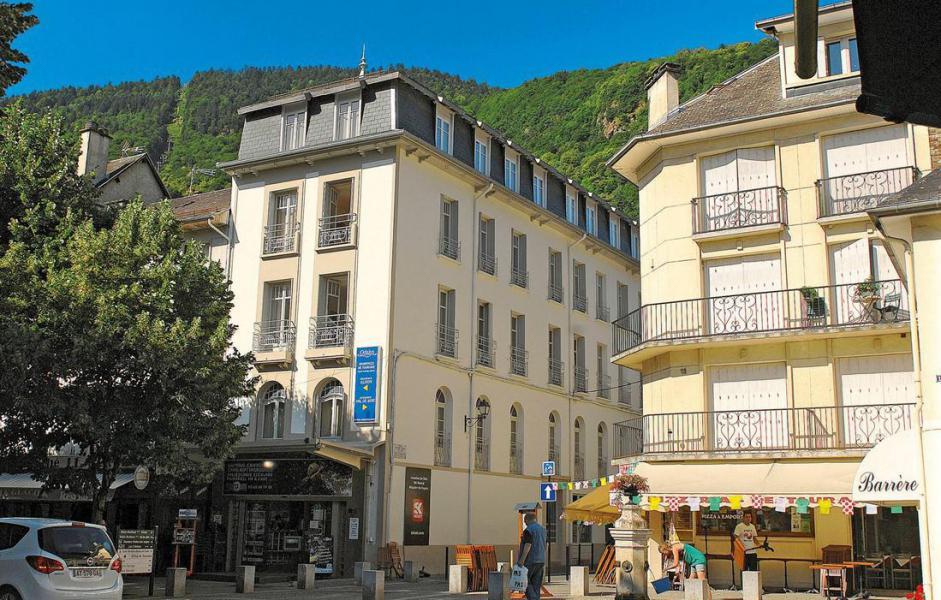 Аренда на лыжном курорте Résidence Val de Jade - Luchon-Superbagnères - летом под открытым небом