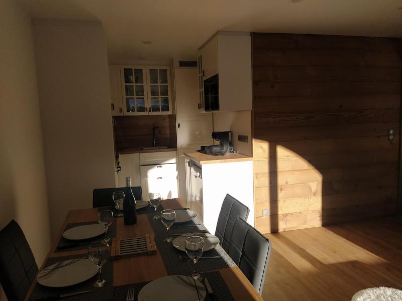 Vakantie in de bergen Appartement 2 kabine kamers 6 personen (2404) - Résidence Val Set - Val Thorens - Verblijf
