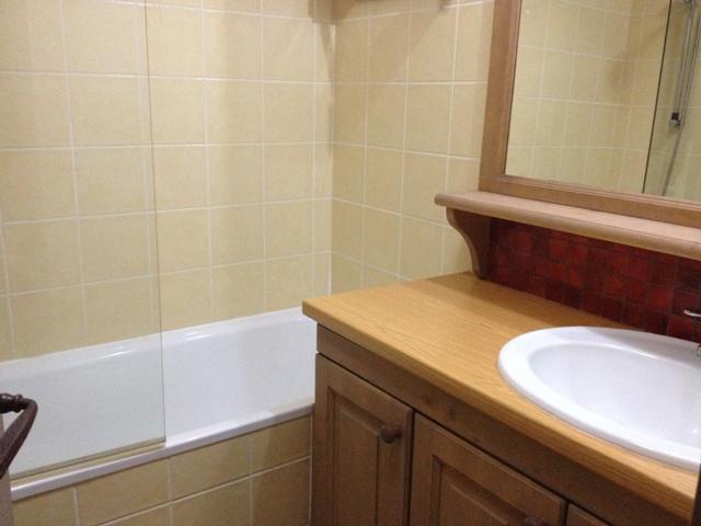 Vacances en montagne Appartement 3 pièces 4 personnes (118) - Résidence Valériane G - Valmorel - Salle de bains