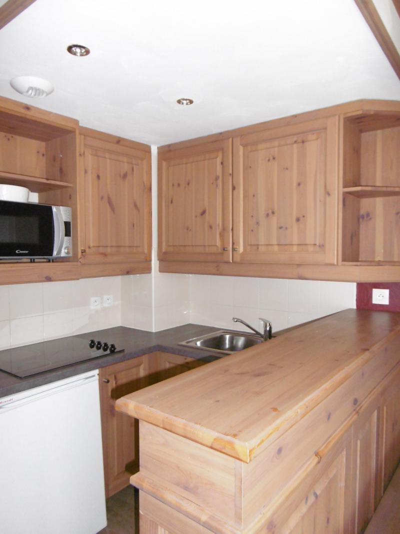 Vacances en montagne Appartement 3 pièces 6 personnes (115) - Résidence Valériane G - Valmorel - Kitchenette