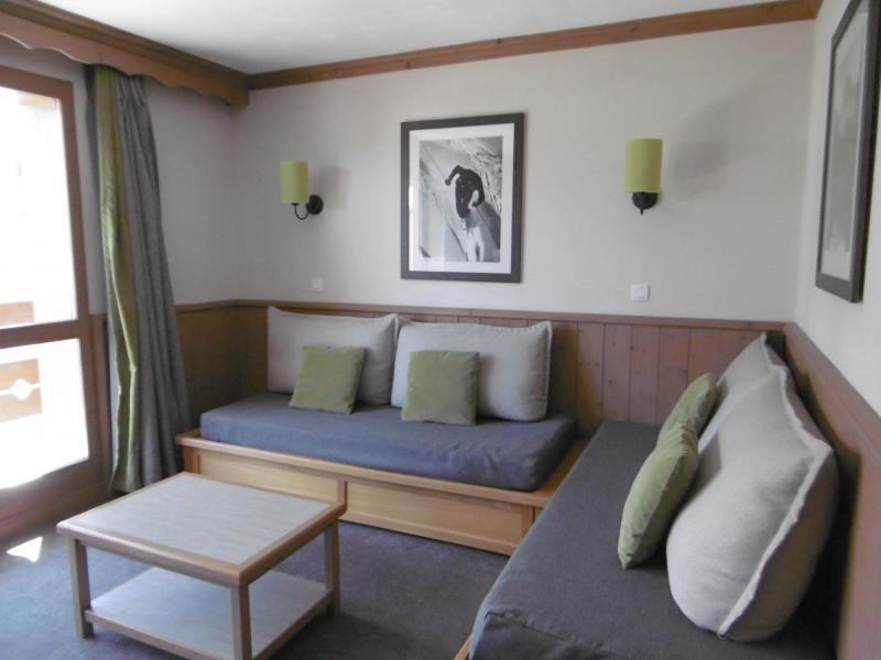 Vacances en montagne Appartement 3 pièces 6 personnes (115) - Résidence Valériane G - Valmorel - Séjour