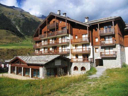 Location au ski Résidence Valmonts - Val Cenis - Extérieur été