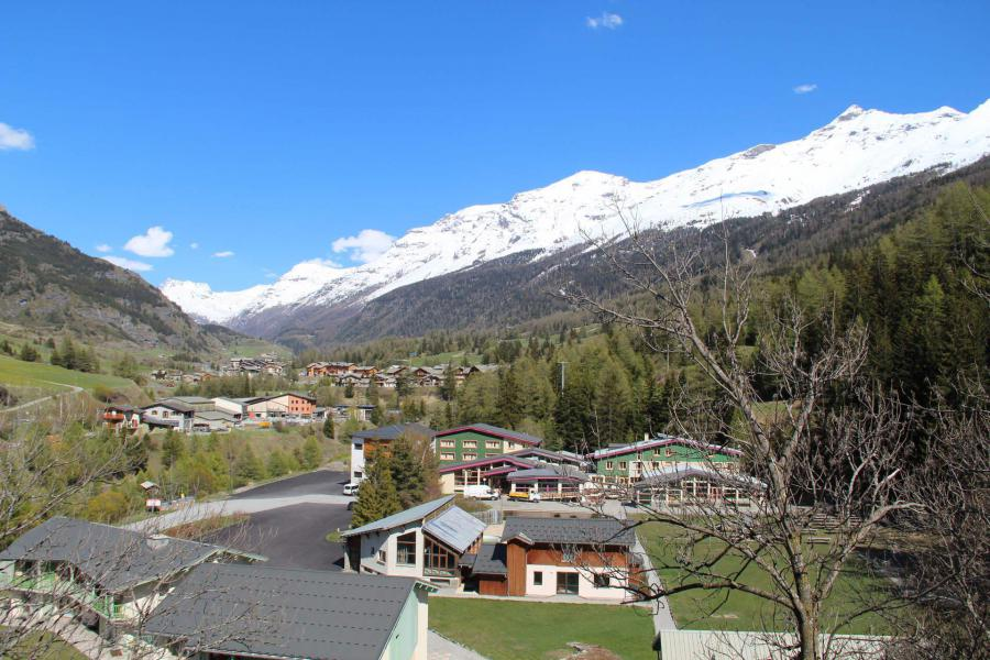 Location au ski Appartement 3 pièces 6 personnes (32) - Résidence Valmonts - Val Cenis - Extérieur été
