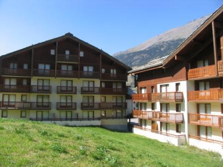 Vacances en montagne Résidence Valmonts - Val Cenis