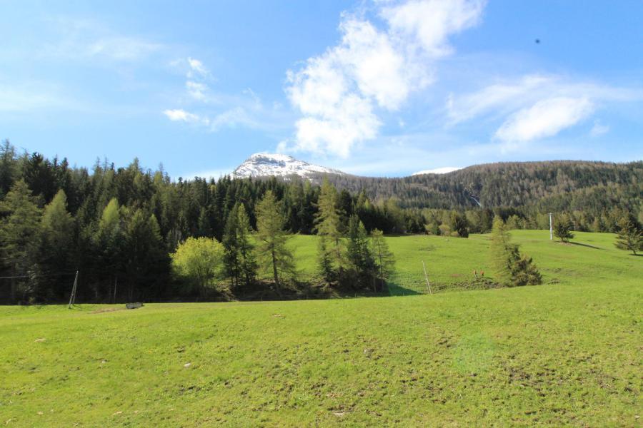 Vacances en montagne Appartement 3 pièces 6 personnes (F05) - Résidence Valmonts - Val Cenis - Extérieur été