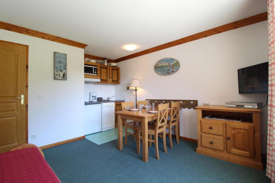 Vacances en montagne Appartement 2 pièces 4 personnes (B35) - Résidence Valmonts - Val Cenis - Séjour
