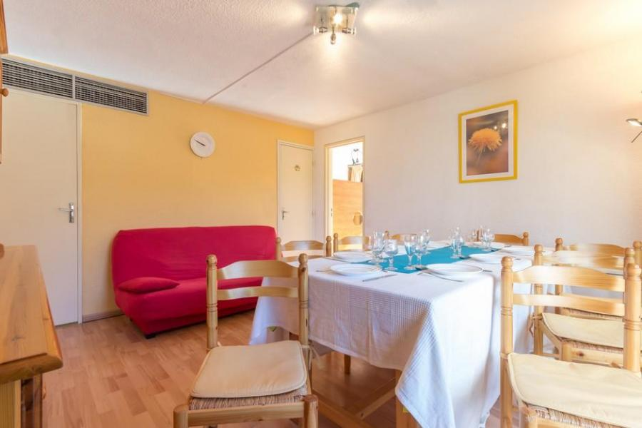 Holiday in mountain resort 3 room apartment 8 people (1506) - Résidence Vanguard Soyouz - Le Corbier - Accommodation