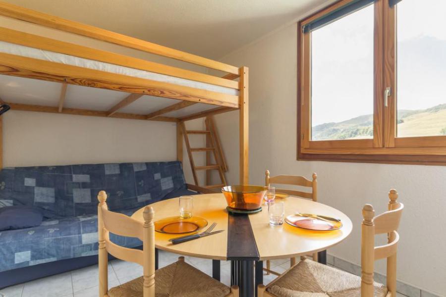 Holiday in mountain resort Studio 3 people (1212) - Résidence Vanguard Soyouz - Le Corbier