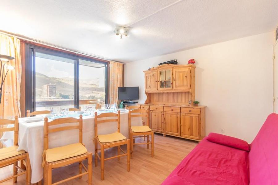 Holiday in mountain resort 3 room apartment 8 people (1506) - Résidence Vanguard Soyouz - Le Corbier