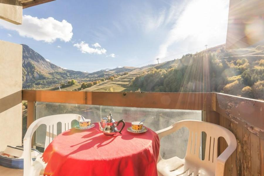 Holiday in mountain resort 3 room apartment 8 people (1506) - Résidence Vanguard Soyouz - Le Corbier - Summer outside