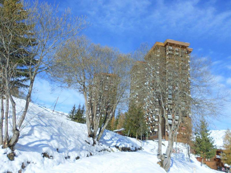 Holiday in mountain resort Résidence Vanguard Soyouz - Le Corbier