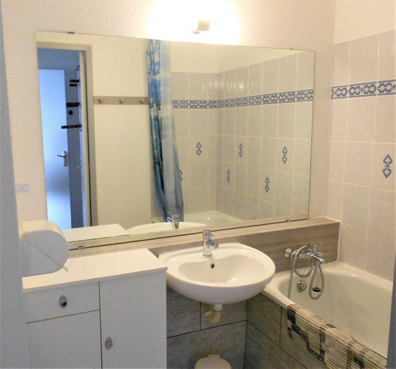 Vakantie in de bergen Appartement 2 kamers 5 personen (1904) - Résidence Vanguard Soyouz - Le Corbier - Badkamer