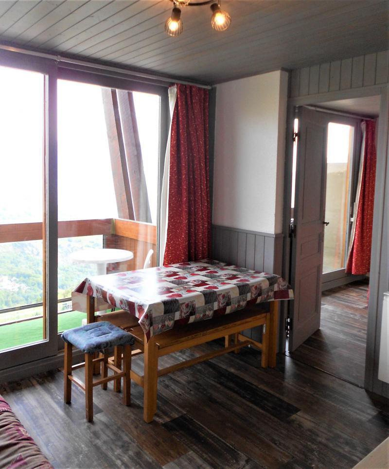 Vakantie in de bergen Appartement 2 kamers 5 personen (1904) - Résidence Vanguard Soyouz - Le Corbier - Tafel