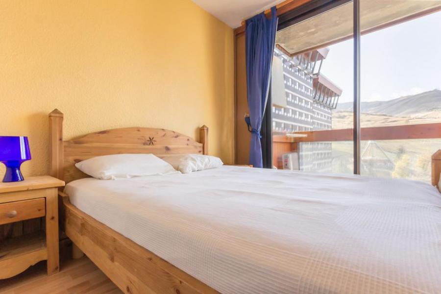 Vakantie in de bergen Appartement 3 kamers 8 personen (1506) - Résidence Vanguard Soyouz - Le Corbier - Verblijf