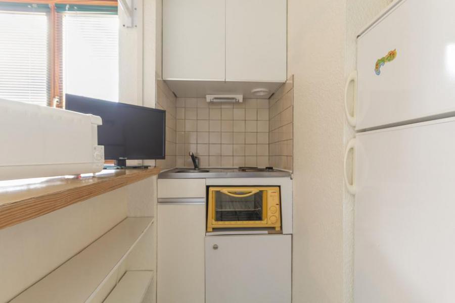 Holiday in mountain resort Studio 3 people (1212) - Résidence Vanguard Soyouz - Le Corbier - Accommodation