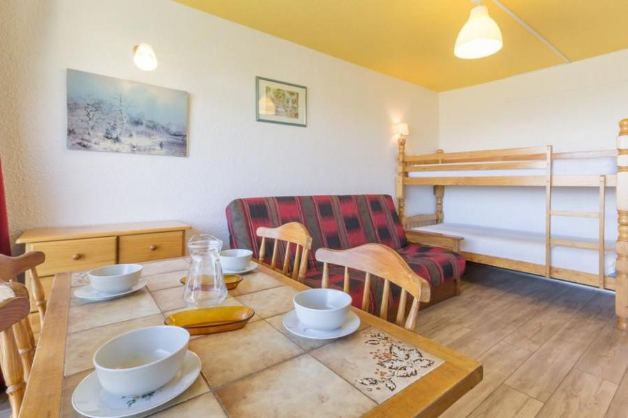 Holiday in mountain resort Studio 4 people (0901) - Résidence Vanguard Soyouz - Le Corbier - Bunk beds