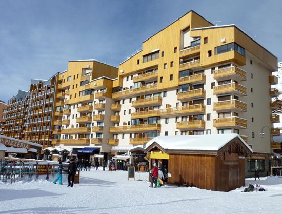 Vacances en montagne Studio 2 personnes (164) - Résidence Vanoise - Val Thorens