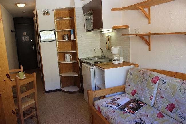 Vacances en montagne Studio 2 personnes (571) - Résidence Vanoise - Val Thorens
