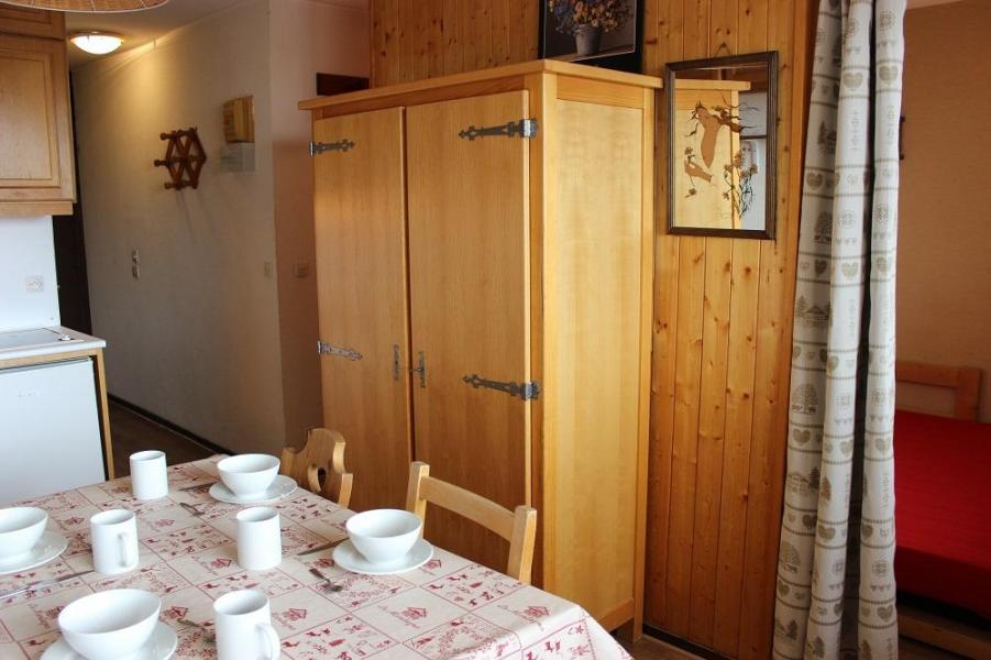 Vakantie in de bergen Studio cabine 4 personen (456) - Résidence Vanoise - Val Thorens