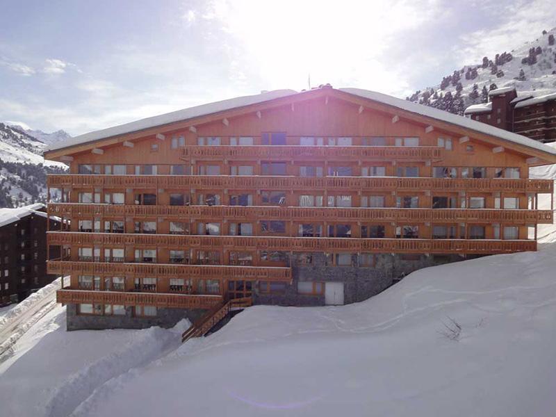 Location au ski Residence Vanoise - Mottaret - Extérieur été