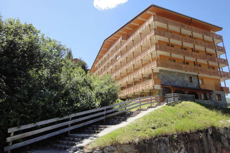 Location au ski Résidence Vanoise - Méribel-Mottaret - Extérieur été