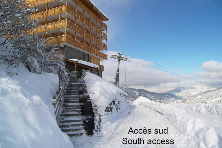 Vacances en montagne Résidence Vanoise - Méribel-Mottaret