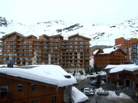 Vakantie in de bergen Studio 2 personen (273) - Résidence Vanoise - Val Thorens