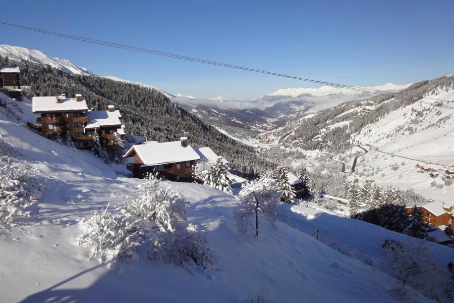 Vacances en montagne Appartement 2 pièces 3 personnes (036) - Résidence Vanoise - Méribel-Mottaret