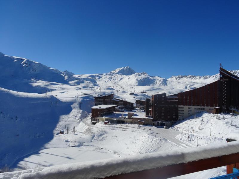 Vacances en montagne Studio coin montagne 5 personnes (1142) - Résidence Varet - Les Arcs