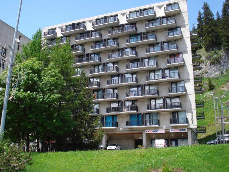 Soggiorno sugli sci Résidence Véga - Flaine - Esteriore estate