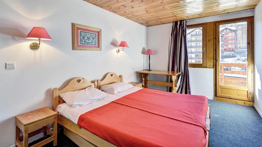 Vacances en montagne Résidence Véga - Risoul - Chambre