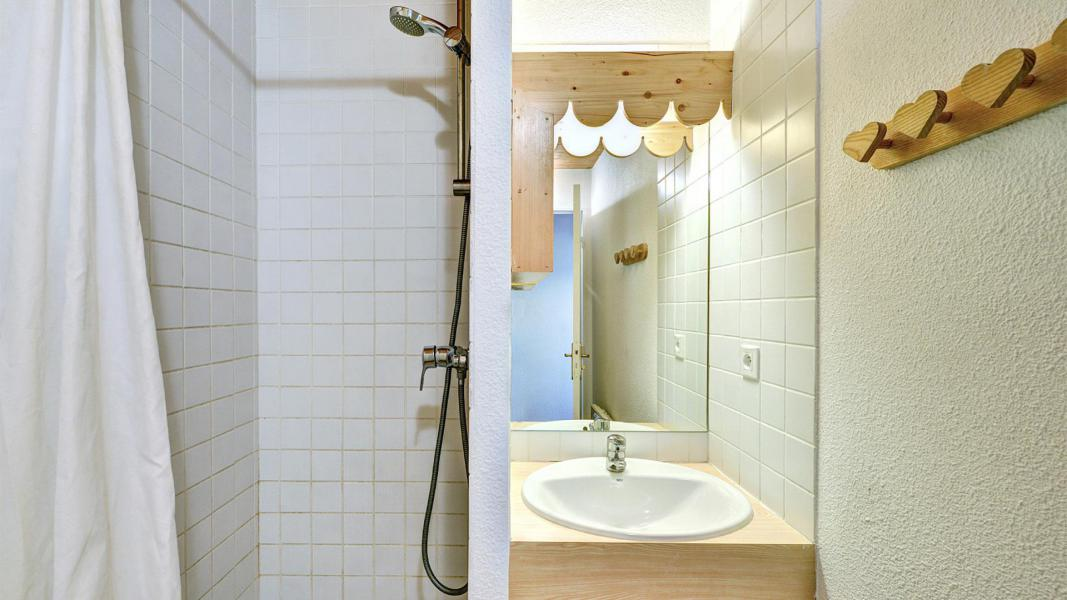 Vacances en montagne Résidence Véga - Risoul - Salle de bains