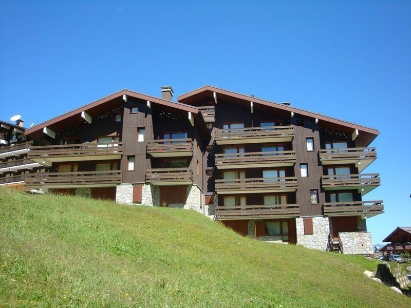 Location au ski Appartement 2 pièces 6 personnes (007) - Residence Verdons - Méribel-Mottaret - Extérieur été