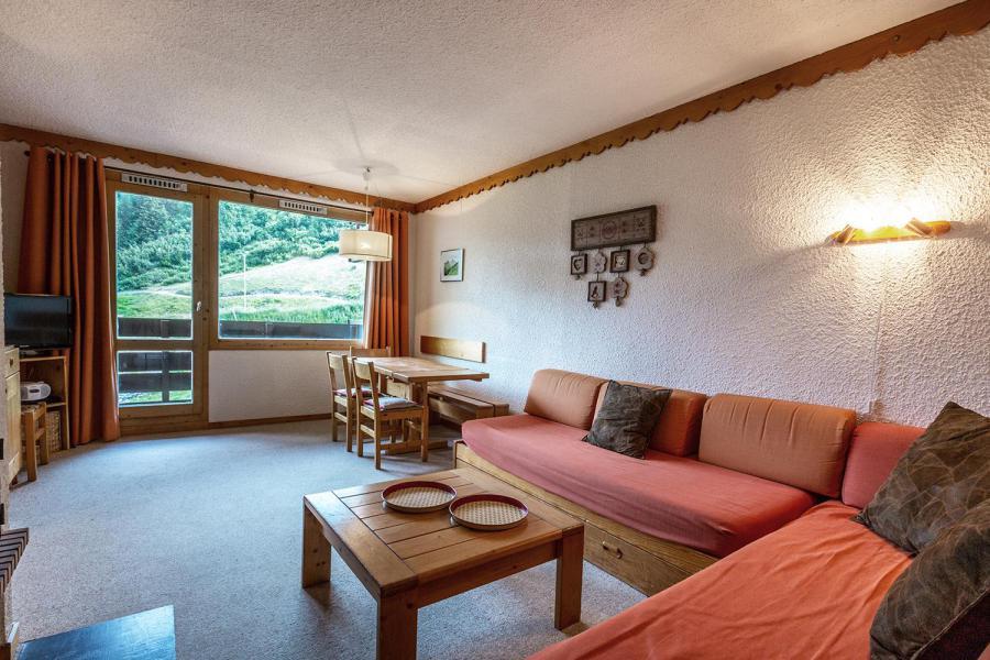 Vacances en montagne Appartement 2 pièces 6 personnes (007A) - Résidence Verdons - Méribel-Mottaret - Banquette