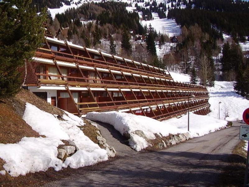 Vacances en montagne Résidence Versant Sud - Les Arcs
