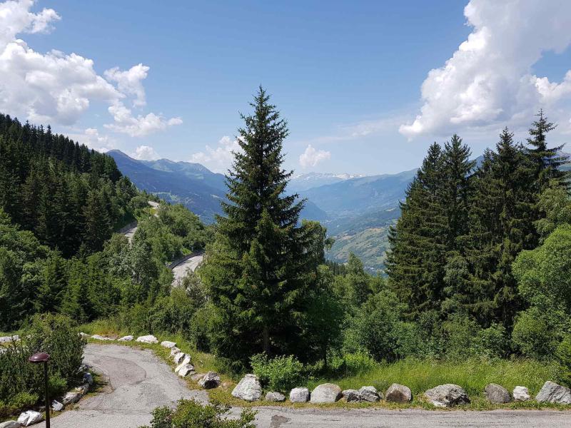 Vacances en montagne Studio coin montagne 4 personnes (4117R) - Résidence Versant Sud - Les Arcs - Extérieur été
