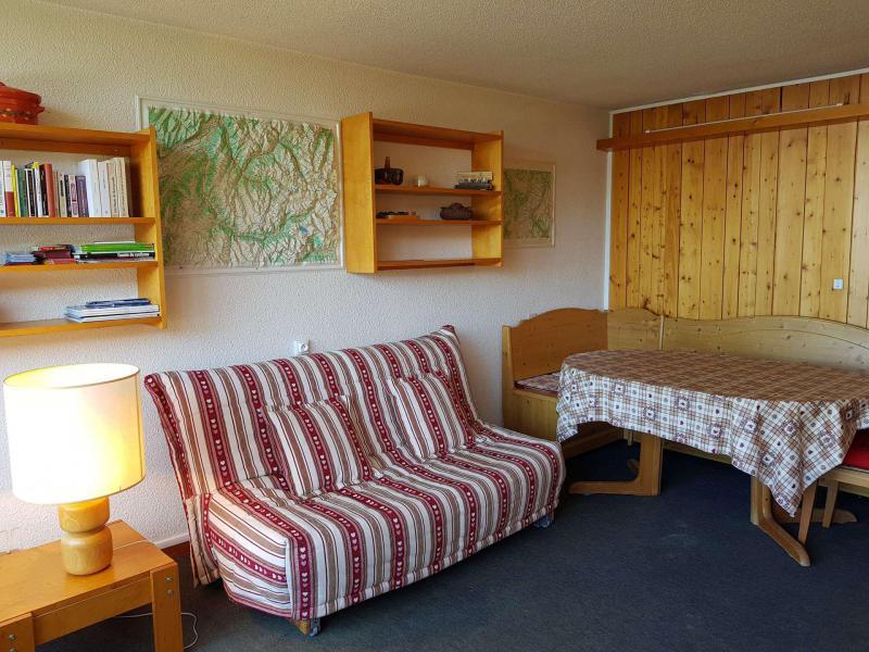 Vacances en montagne Appartement 2 pièces 6 personnes (4130R) - Résidence Versant Sud - Les Arcs - Séjour