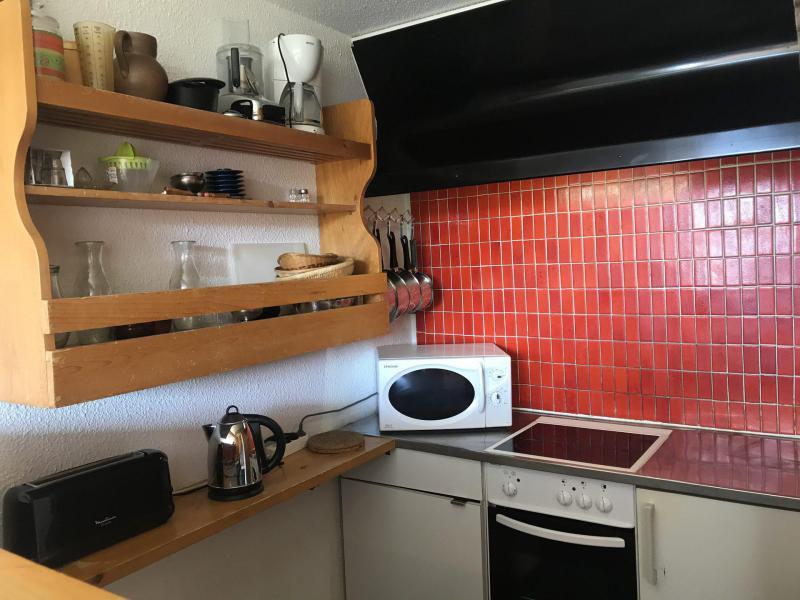 Vacances en montagne Appartement 2 pièces coin montagne 7 personnes (4152R) - Résidence Versant Sud - Les Arcs - Cuisine