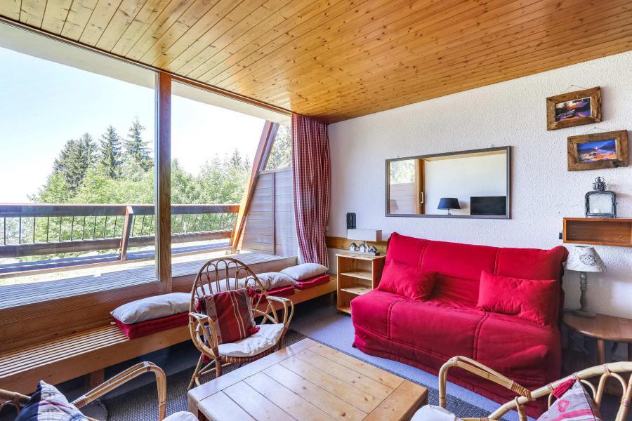 Vacances en montagne Appartement 2 pièces coin montagne 7 personnes (4155R) - Résidence Versant Sud - Les Arcs - Séjour