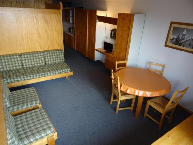 Vacances en montagne Studio cabine 4 personnes (4172R) - Résidence Versant Sud - Les Arcs - Chambre