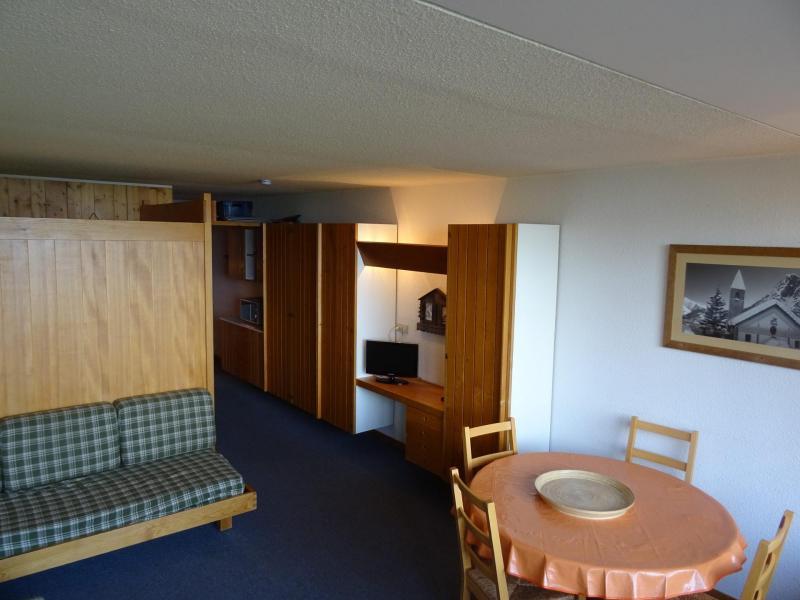 Vacances en montagne Studio cabine 4 personnes (4172R) - Résidence Versant Sud - Les Arcs - Séjour