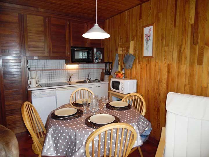Vacaciones en montaña Estudio -espacio montaña- para 4 personas (VIC010) - Résidence Vicking - Châtel