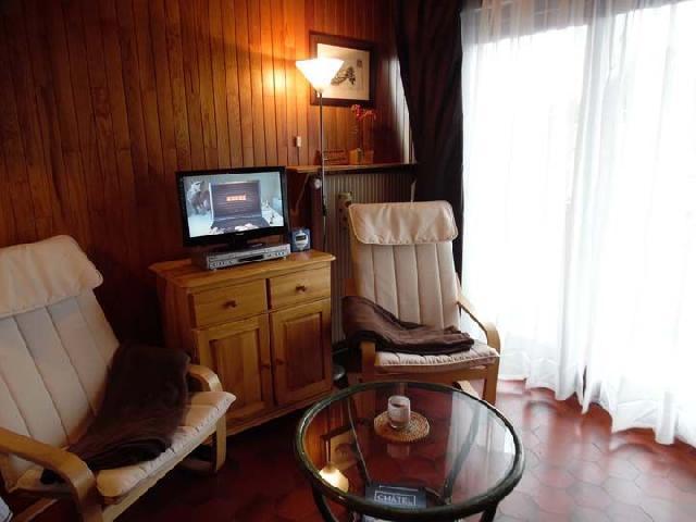 Vacaciones en montaña Estudio -espacio montaña- para 4 personas (VIC010) - Résidence Vicking - Châtel - Estancia